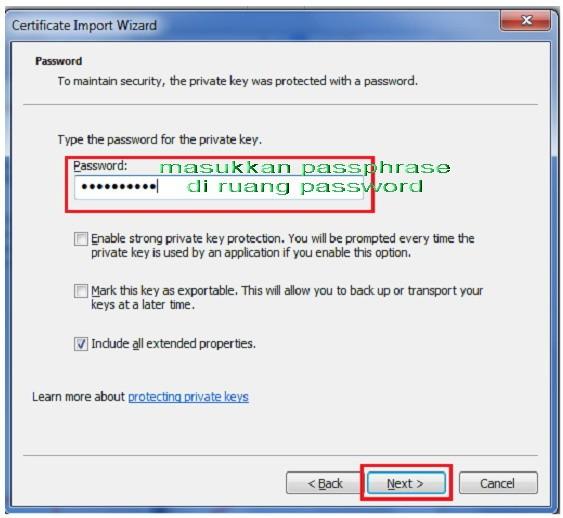 Cara Install Sertifikat Elektronik Pajak Untuk E Nofa E Pajak Online